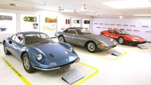 Specjalna wystawa w muzeum Ferrari