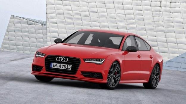 Specjalne Audi A7 na 25-lecie silników TDI /Audi