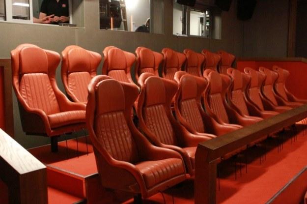Specjalne fotele do filmów 6D /materiały prasowe