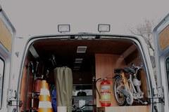 Specjalne furgony pomogą policji w edukacji najmłodszych
