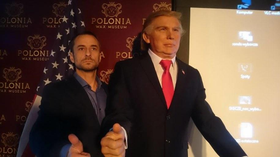 Specjalne serwisy informacyjne w ten wieczór wyborczy poprowadzi Michał Zieliński /Malwina Zaborowska /RMF FM