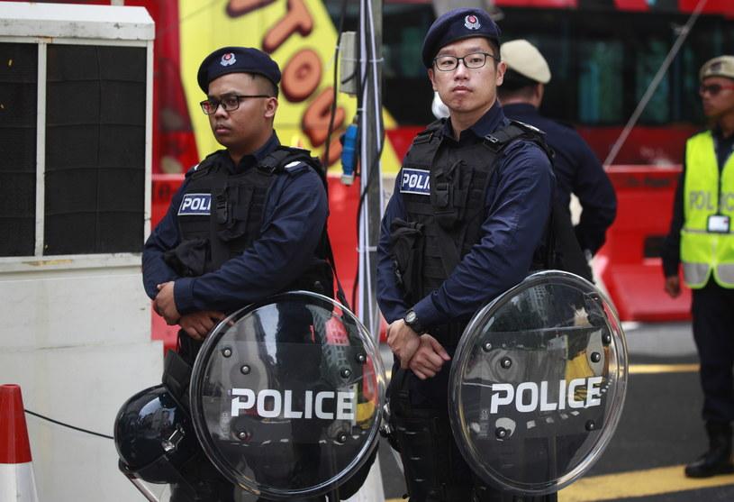 Specjalne środki bezpieczeństwa przed szczytem Kim - Trump /HOW HWEE YOUNG /PAP/EPA