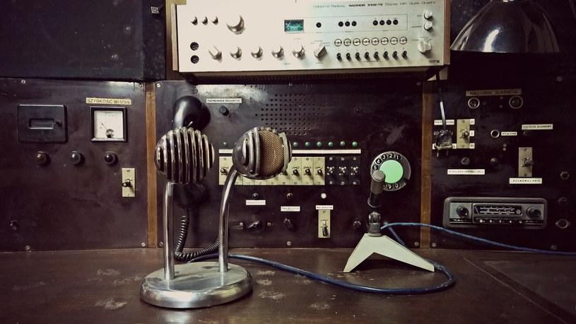 Specjalne stanowisko wyposażone w najlepszy wówczas sprzęt audio /INTERIA.PL