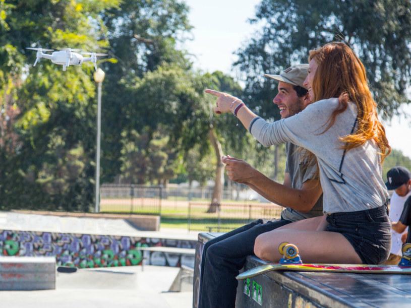 Specjalnością modelu Breeze jest tryb selfie /materiały prasowe