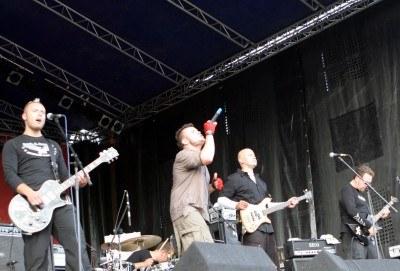 Specjalnym prezentem od Telewizji Polsat był koncert zespołu Kangaroos /INTERIA.PL