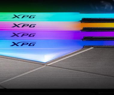 SPECTRIX D50 DDR4 RGB - nowe, wydajne moduły RAM dla PC od XPG