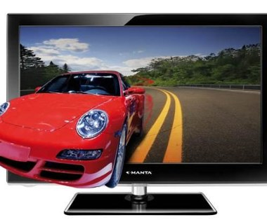 Specyfikacja polskich telewizorów 3D