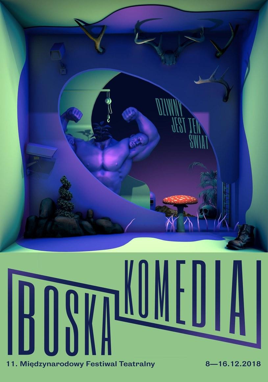 Spektakl był pokazywany w ramach sekcji Paradiso festiwalu Boska Komedia /materiały prasowe