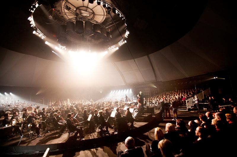 Spektakl miał miejsce 31 marca /materiały prasowe