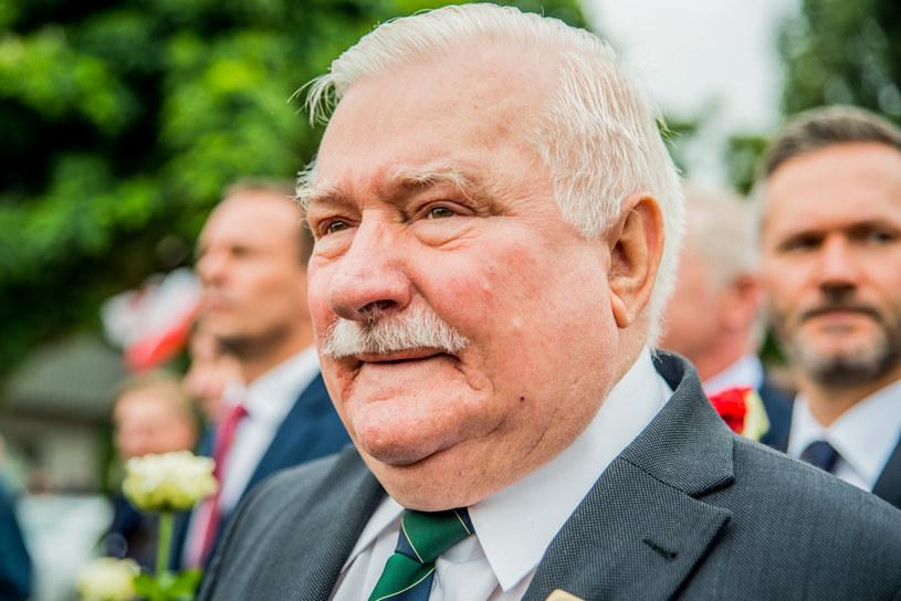 Spektakl o Lechu Wałęsie już na etapie pomysłu wzbudził wielkie poruszenie /Marcin Bruniecki /Reporter