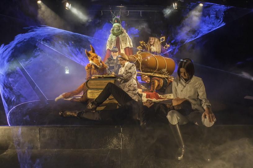 Spektakl w Teatrze STU dedykowany jest dzieciom. Kierowany jest jednak i do dorosłych /fot. Paweł Nowosławski /Styl.pl/materiały prasowe