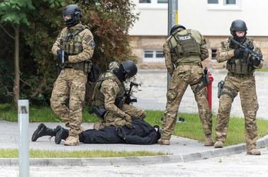 Spektakularna akcja antyterrorystów w Licheniu. Zatrzymani obcokrajowcy
