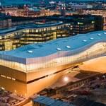 Spektakularna biblioteka w Helsinkach