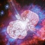 Spektakularne zdjęcie Eta Carinae