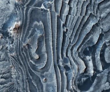Spektakularne zdjęcie Marsa