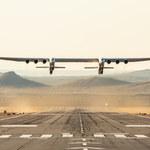Spektakularny powrót Stratolaunch, największego samolotu świata?