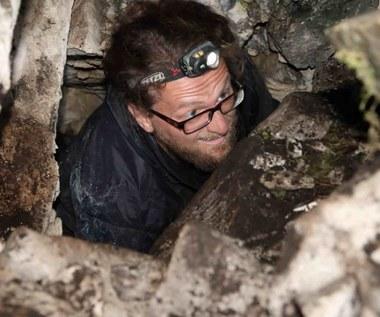 Speleolog - zawód na granicy skrajnego ryzyka