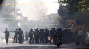 """Spełnia się """"proroctwo"""" izraelskiego ministra? Gaz na ulicach Teheranu"""