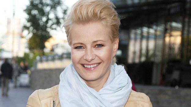 Spełniona jako aktorka, teraz będzie miała okazję zasmakować słodyczy macierzyństwa. /Podlewski /AKPA