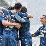 Spezia - Benevento 1-1 w 26. kolejce Serie A. Cały mecz Glika