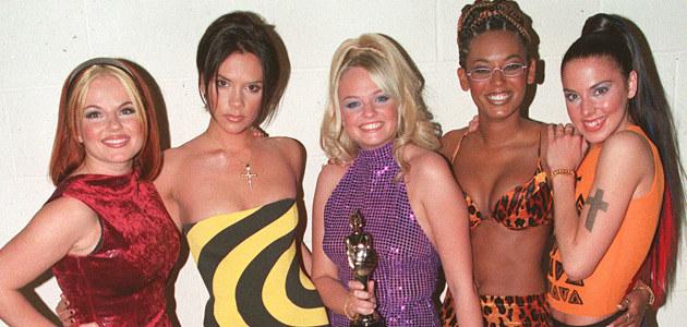 Spice Girls 10 lat temu, fot. Dave Hogan  /Getty Images/Flash Press Media