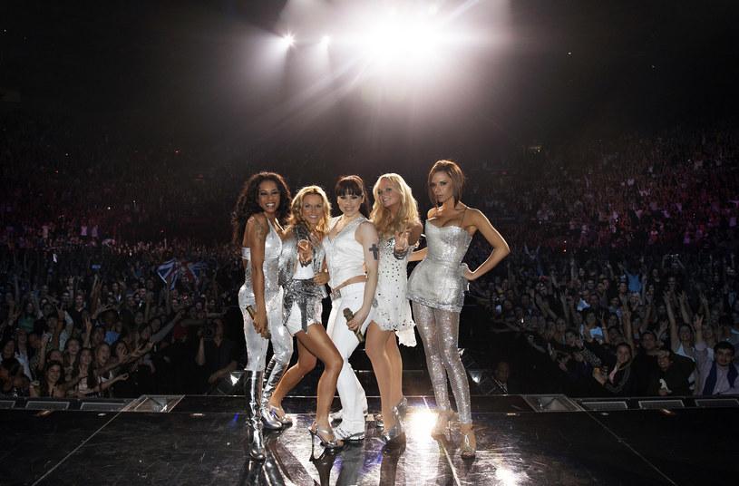 Spice Girls podczas przedostatniej dużej trasy koncertowej w 2008 /MJ Kim/Spice Girls LLP /Getty Images