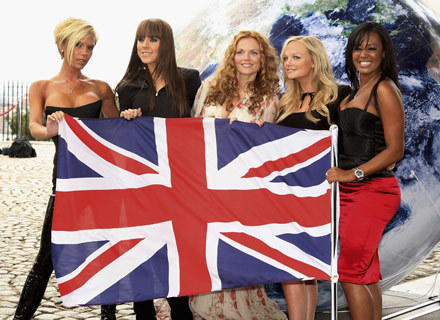 "Spice Girls pokazały rodzinie królewskiej ""girl power"" - fot. Dave Hogan /Getty Images/Flash Press Media"