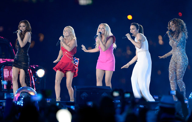 Spice Girls /Getty Images