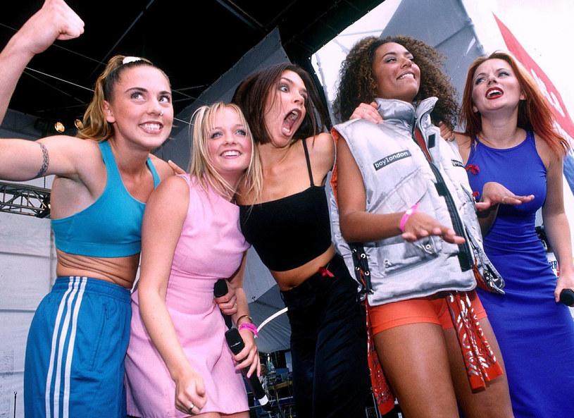 Spice Girls /Stephen Sweet / Rex Features/EAST NEWS /East News