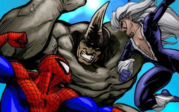 Spider-Man i spółka mają pokazać w 2011 roku, na co ich stać /Informacja prasowa