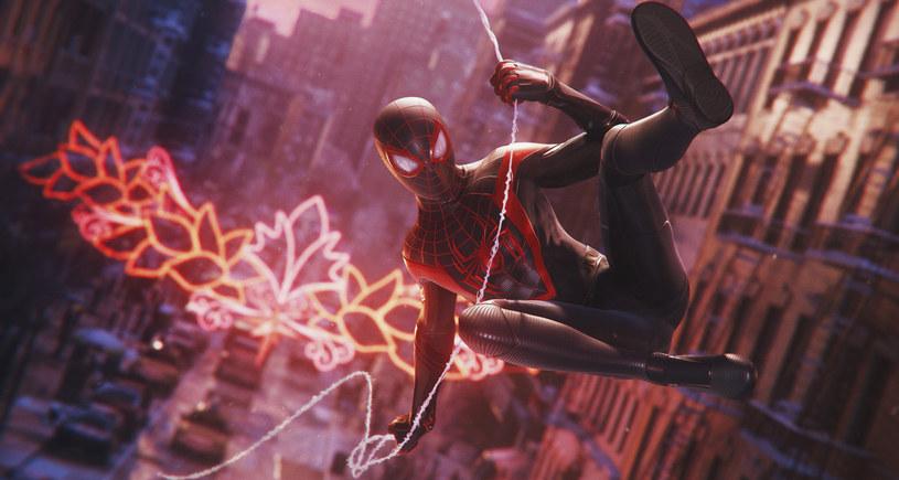 Spider-Man: Miles Morales /materiały prasowe