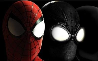 Spider-Man: Shattered Dimensions - motyw graficzny /Informacja prasowa