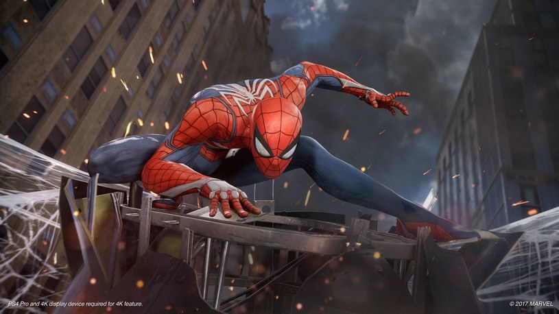 Spider-Man /materiały prasowe