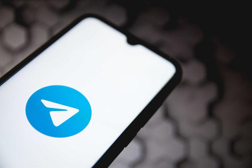 """""""Spiegel"""": Telegram to być może najbardziej niebezpieczny komunikator świata /NurPhoto /Getty Images"""