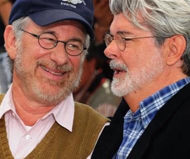 Spielberg: Wszystko przez Lucasa!