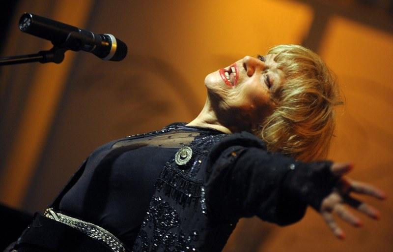 Śpiew i kabaret to jej żywioł  /Donat Brykczyński /Reporter
