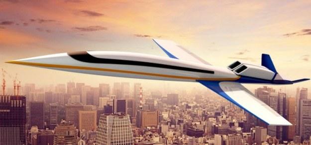 Spike S-512.   Fot. Spike Aerospace /materiały prasowe