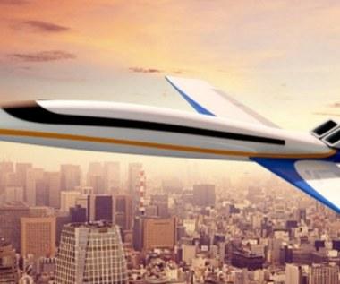 Spike S-512 - pierwszy biznesowy odrzutowiec o napędzie ponaddźwiękowym