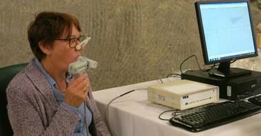 Spirometria. Zobacz, jak wygląda badanie