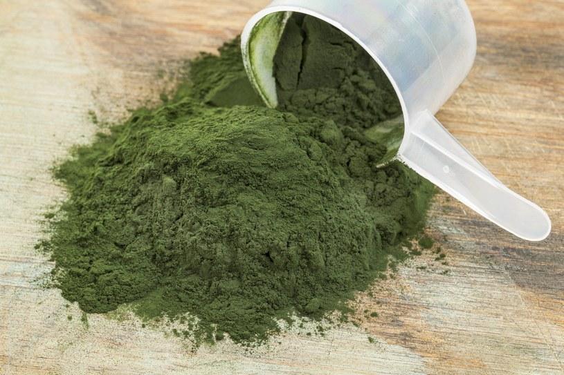 Spirulina - super food, który pomaga w walce z katarem siennym /123RF/PICSEL