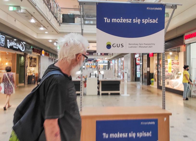 Spis Powszechny: Kluczowa data coraz bliżej /Piotr Kamionka /Reporter
