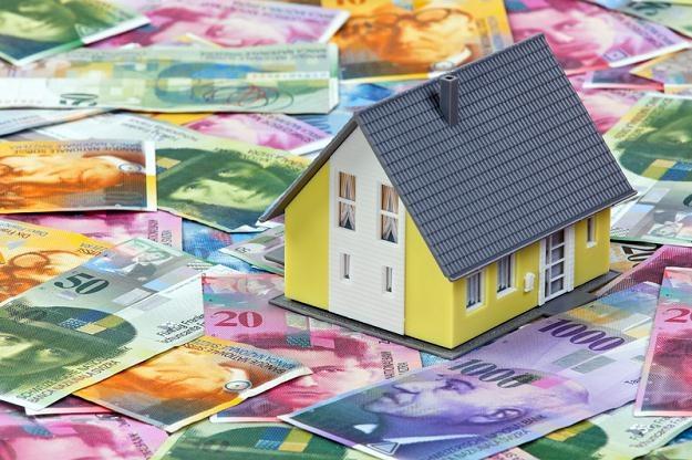 Spłacający zadłużenie we franku wciąż mniej wydają na jego obsługę /© Panthermedia