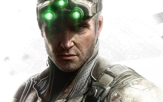Splinter Cell: Blacklist - motyw graficzny z okładki magazynu Game Informer /Informacja prasowa