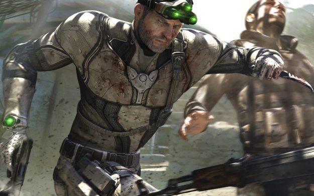 Splinter Cell: Blacklist - motyw graficzny /Informacja prasowa