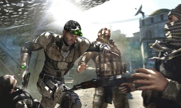 Splinter Cell: Blacklist /materiały prasowe