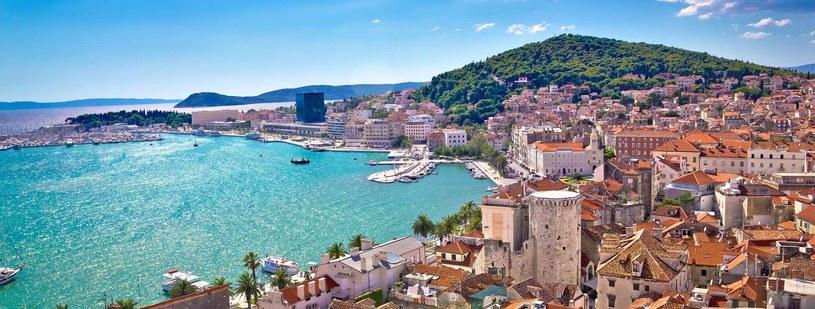 Split stanowi najważniejsze miasto Dalmacji / materiały prasowe /materiały prasowe