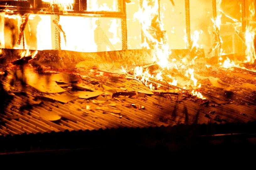Spłonął hotel pracowniczy w Holandii (zdjęcie ilustracyjne) /123RF/PICSEL