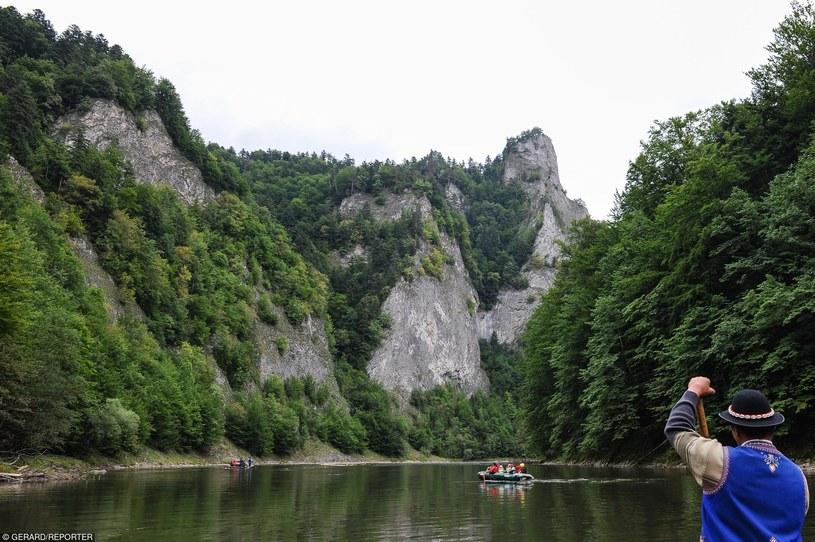 Spływ Dunajcem /Gerard /Reporter