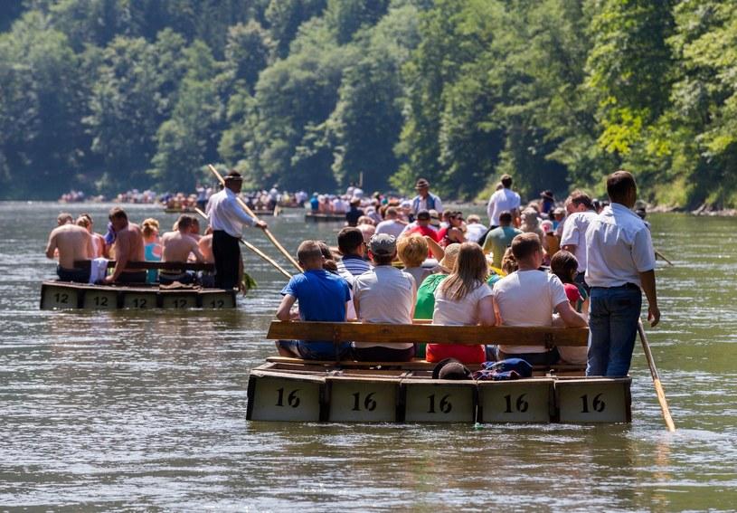 Spływ Dunajcem /ROBERT STACHNIK/REPORTER /East News
