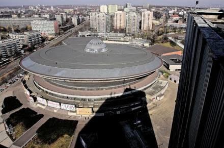 Spodek, okrzyknięty arcydziełem architektury sportowej, do dziś pozostaje symbolem / fot. J. Nowicka /EchoMiasta_Katowice